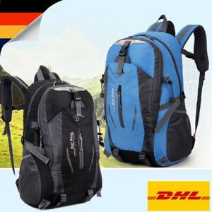 40L Wasserdicht Rucksack Reiserucksack Trekking Sport Wanderrucksack Backpack