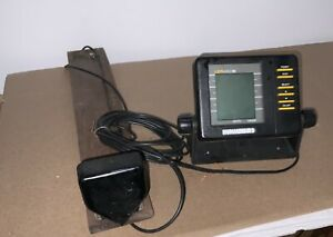 Humminbird LCR 400-ID LCD Fish Finder System w/ Transducer