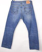 Levi's Strauss & Co Hommes 506 Droit Jambe Slim Jean Taille W34 L30 BCZ669