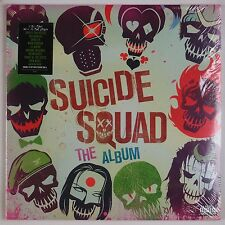 THE SUICIDE SQUAD: DC Comics Soundtrack SEALED Vinyl 2x LP