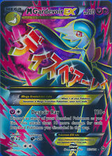 x1 Mega Gardevoir EX - 112/114 - Full Art Ultra Rare Pokemon XY Steam Siege M/NM