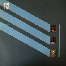 10cc - Windows In The Jungle (LP) (VG/G+)