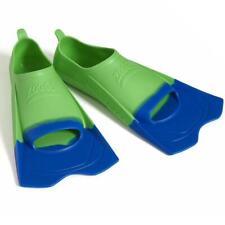 Zoggs Short Blade Swim Fins US 7-8US - Swimming Pool Training Aid