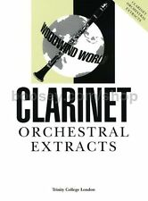Woodwind World Orchestral Extracts: Clarinet Puddy  K. 9780857360960
