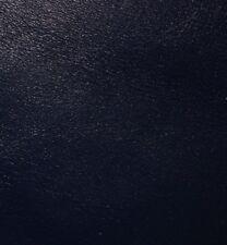 107 sf 3 oz .EDELMAN'S blue Upholstery Hide Furniture Leather Skin Piece X58J kl