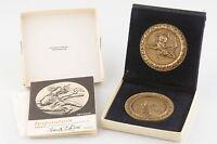 "1974 Medallic Art Company ""Inspiration"" Multi-Part Frank Eliscu w/ Bonus Medal"