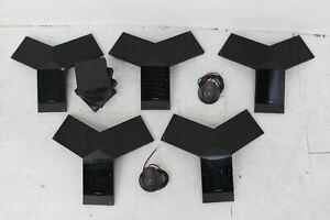 5x POLYCOM RealPresence Trio 8800 w/ 4x Visual Units & 2x Microphones Job Lot