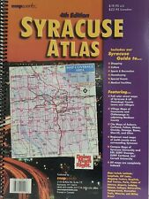 Syracuse area Street Atlas by Mapworks
