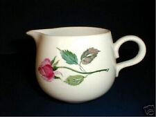 Homer Laughlin Cunningham Pickett  Pink Rose DUBARRY 12 oz Creamer/s