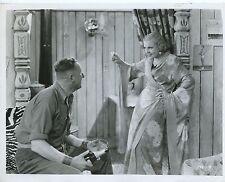WALLACE FORD OLGA BACLANOVA  FREAKS TOD BROWNING 1932 VINTAGE PHOTO N°2