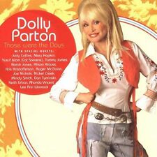 DOLLY PARTON - THOSE WERE THE DAYS (NEW CD)