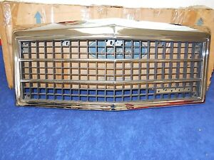 1978 1979 FORD GRANADA SPORT GRILLE NOS FORD   816