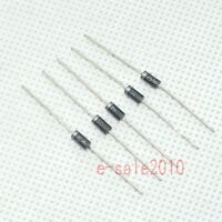 50pcs 1N4007 IN4007 Rectifiers Diode 1A 1200V DO-41 for Solar Cells Panel 544