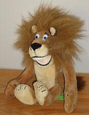 """MADAGASCAR LION """"ALEX"""" 9"""" Disney stuffed Plush"""