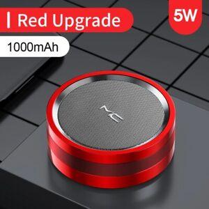 Wireless Mini Bluetooth Speaker, Portable Stereo Speaker For Smartphone, Tablet