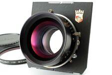 【EXC+5】Nikon Nikkor-W 210mm f/5.6 Lens Copal 1 Wista Board From JAPAN #2092