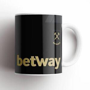 West Ham United 21/22 Third Kit Mug