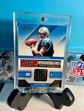 Cam Newton 2011 Panini Absolute Patriots Rookie Jersey Collection GU Jersey RC