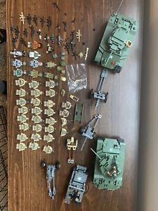 Lego Military *Brickmania, TMC, CB*