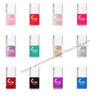 SENSATIONAIL* Nail Polish FUSE Gelnamel+Cleanser USE w/LED LAMP New *YOU CHOOSE*