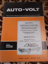 AUTO-VOLT n° 595 1985 - Auston Montego
