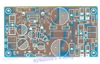 LM317/350 LT1083/1085 Low Noise Adjustable Linear Regulated Power PCB Soft Start