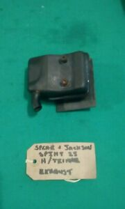Spear and Jackson Hedge Trimmer SPJHT 25 Exhaust, Muffler Spares/Parts
