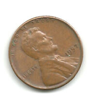 USA 1957 USA AMERICA one cent coin