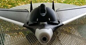 Parrot Disco Bot Top Camera Mount with Bubble Guard for Sequoia-FLIR-Agrocam