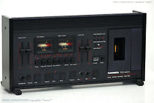 Tandberg tcd-440a vintage 1-a cassette audio deck!!! RAR!!! révisé +1j. GARANTIE!!!