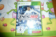 XBOX 360 Spiel PES 2012