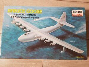 Minicraft Spruce Goose Hughes Hk-1 Hercules