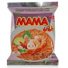 30 Instant Mama Noodles - Tom Yum Shrimp Flavour 55g (R016x30) UK Seller