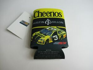 NASCAR Austin Dillon #3 Richard Childress Racing Cheerios Can Koozie WinCraft