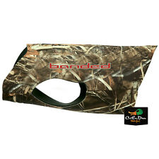 NEW BANDED GEAR SPORTING DOG 3MM NEOPRENE PARKA HUNTING VEST MAX-4 CAMO 3XL