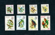 FIDJI - FAUNE Oiseaux - 1970/1972