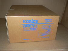 Original Konica drum set 3bdl 930-802 para fax 800l