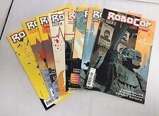 Robocop: Last Stand- # 1 2 3 4 5 6 7 8 Mini Series CR429