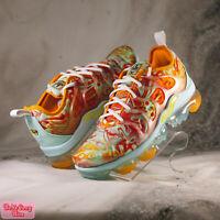 Nike Air VaporMax Plus QS Orange Dip Dye Women's Sizes 6.5, 7.5 New in Box