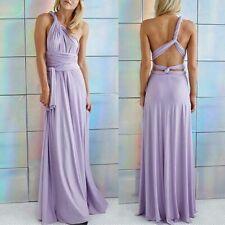 Beach maxi convertible multi way wrap evening dress Women dress formal Sundress