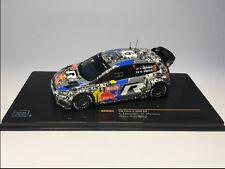IXO 1:43 VW POLO R WRC #82 2013 RACE CAR DIE CAST MODEL