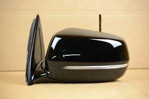 17 18 19 20 Acura MDX Mirror Left LH Driver Side OEM Black Autodim Power Fold