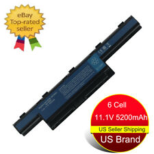 6 Cell  Battery for ACER Aspire AS10D31 AS10D51 AS10D41 4551 4741 5551 5552 5742