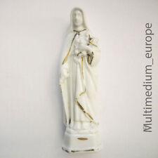Bisquit Porzellan Figur Maria