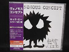 VENOMOUS CONCEPT Kick Me Silly VCIII + 3 JAPAN CD Napalm Death Brutal Truth