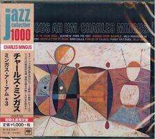 CHARLES MINGUS-MINGUS AH UM-JAPAN CD BONUS TRACK Ltd/Ed B63