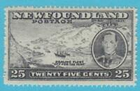 NEWFOUNDLAND 242 MINT NEVER HINGED OG **  NO FAULTS VERY  FINE !