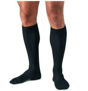 Boardroom Wool/ Nylon Over-the-Calf OTC Socks Mens NWT $15 black 8-12