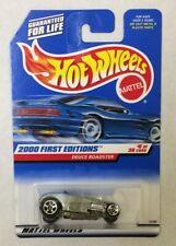 NIB Mattel Hot Wheels Deuce Roadster 2000 First Editions #6 of 36 Car Toy