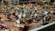 Warhammer Age of Sigmar Disciples of Tzeentch Tzaangor Army well painted +extras